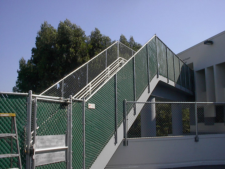 Commercial Fencing - A-1 Steel Fence Co., Inc.