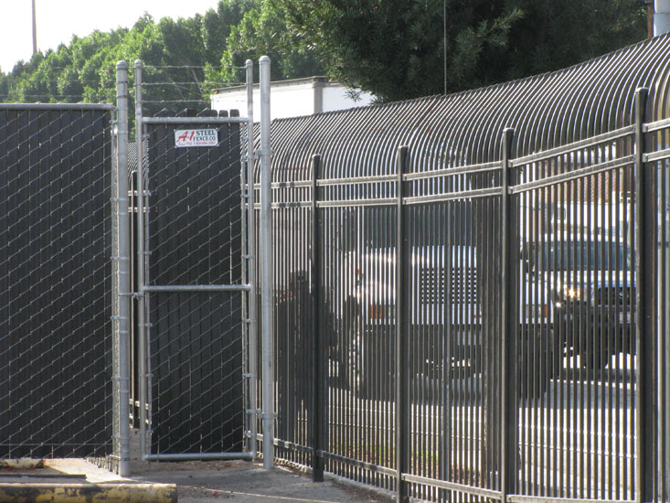 Commercial fencing gates in los angeles ca