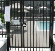 Commercial Fencing Amp Commercial Gates In Los Angeles Ca