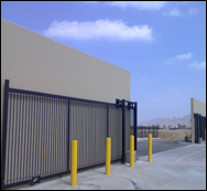 Commercial Fencing & Gates
