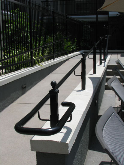 Stair Railing System