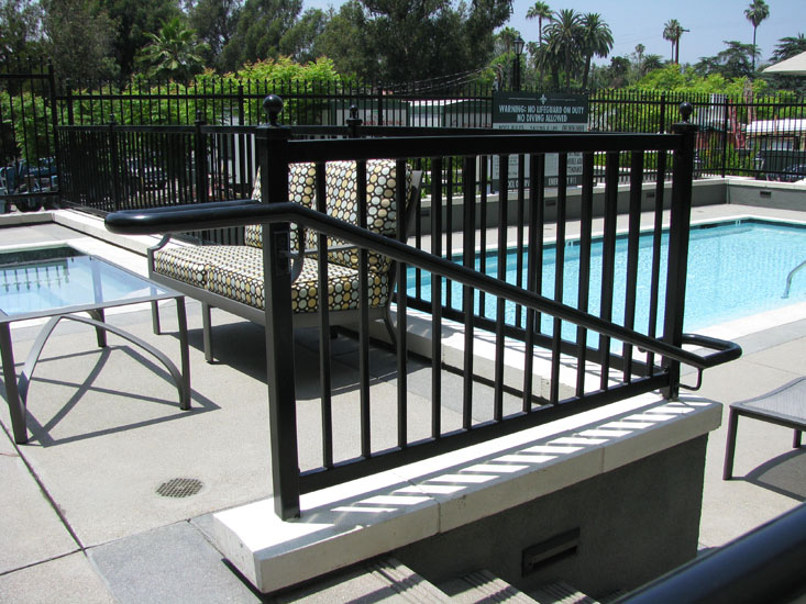 Handrails Systems Amp Stair Railing Los Angeles Ca