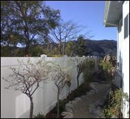 Los Angeles Vinyl Fences Amp Gates High Quality Design And